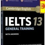 Sell-Paper-Cambridge-Ielts-Book-13-General-With